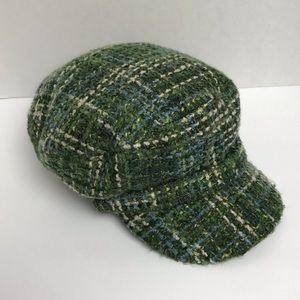 D&Y Newsboy Wool Cap.